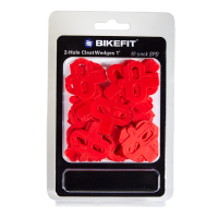 BikeFit Wedge SPD 1° 40-pack (only available for registered dealers/bike fitters)
