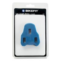 BikeFit leg length shim Look Keo 3mm 5-pack (only available for registered dealers/bike fitters)