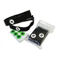 BikeFit Velcro Knee straps and dots 1-pair(only available for registered dealers/bike fitters)