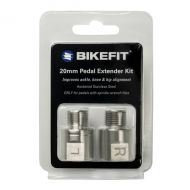 BikeFit Pedal spacer 20mm solid (pair)